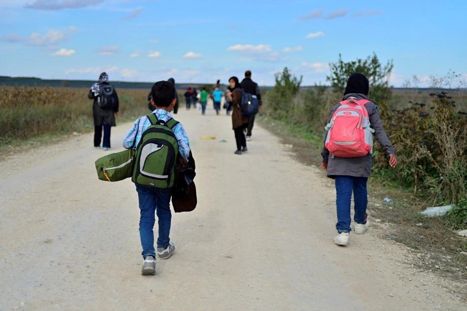Jeugdhulp aan asielzoekerskinderen